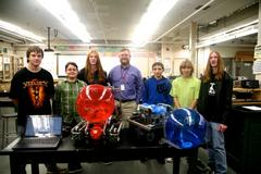 Manchester High's Robotics Team Teaches Teamwork, Engineering Skills